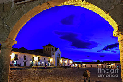 Photograph - Villa De Leyva, Colombia, South America by Sam Antonio Photography