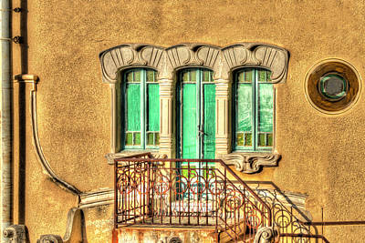 Photograph - Villa Liberty 3 by Enrico Pelos