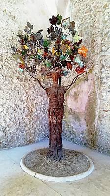 Digital Art - Villa Rufolo Art - Ravello, Italy by Joseph Hendrix