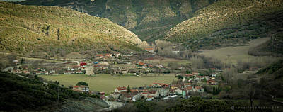 Photograph - Village In Castile And Leon Spain by Henri Irizarri