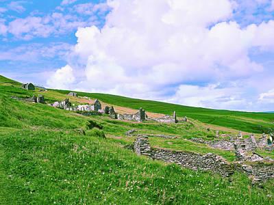 Photograph - Village. by Leif Sohlman
