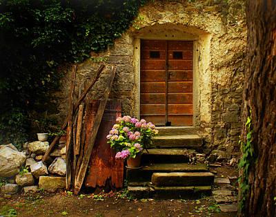 Village Of Hum Croatia Art Print by Don Wolf