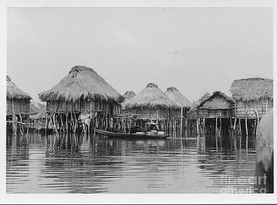 Photograph - Village On The Water On The Gold Coast by Yali Shi