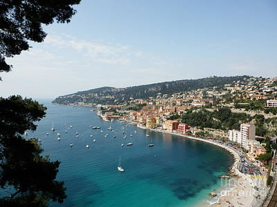 Photograph - Villefranche by Neil Zimmerman