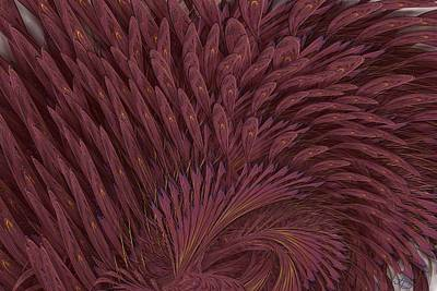 Digital Art - Villi by Warren Lynn