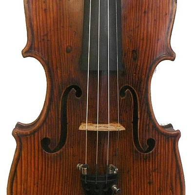Violins Photograph - Vinacia Violin #violin #violon #violino by Emanuel Martinelli