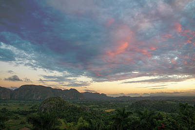 Photograph - Vinales Panorama by Yuri Santin
