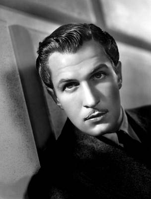 Vincent Price, Universal Pictures, C Art Print by Everett