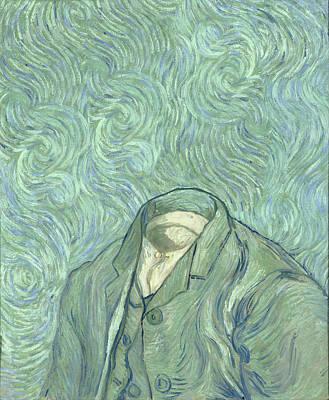 Painting - Vincent Van Gone by Arie Van der Wijst