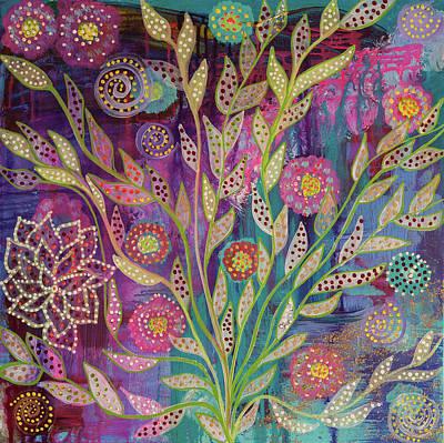 Painting - Vine Eternal by Liana Shanti