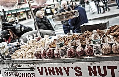 Photograph - Vinny's Nut by Steve Archbold