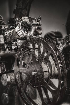 Motion Photograph - Vintage 16mm by Scott Norris