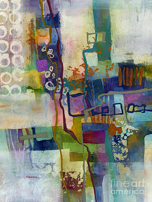 Abstract Works - Vintage Atelier by Hailey E Herrera
