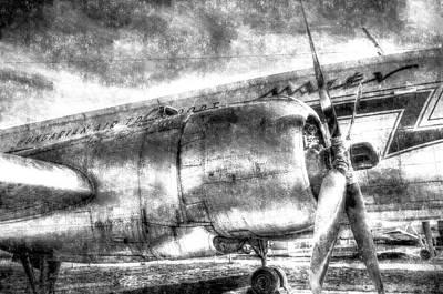 Photograph - Vintage Aviation by David Pyatt