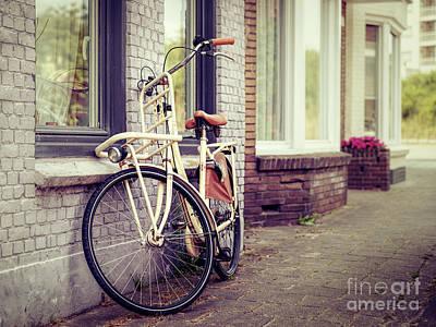 Photograph - Vintage Bike by Daniel Heine