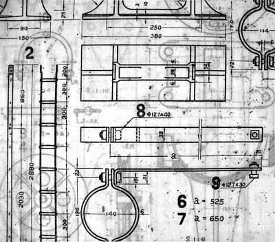 Photograph - Vintage Blueprints by Yali Shi