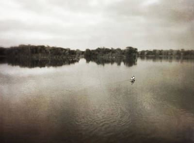 Photograph - Vintage Boating by Heidi Hermes