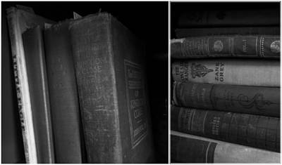 Photograph - Vintage Books by Kyle West