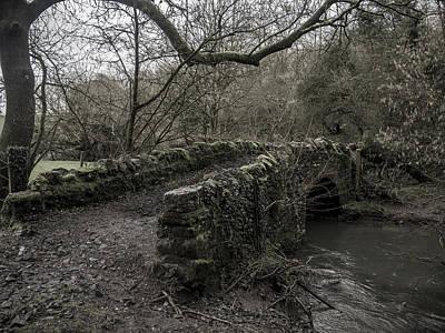 Photograph - Vintage Bridge by Stewart Scott