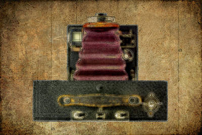 Digital Art - Vintage Brownie 2a by Irwin Seidman