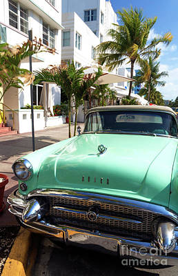 Photograph - Vintage Buick by John Rizzuto
