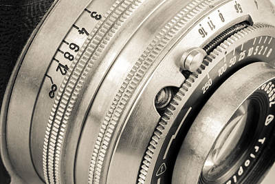 Photograph - Vintage Camera -2 by Rudy Umans