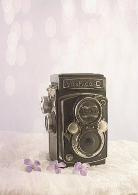 Photograph - Vintage Camera by Juli Scalzi
