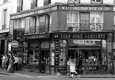 Photograph - Vintage Candy Store 2 by Andrew Fare