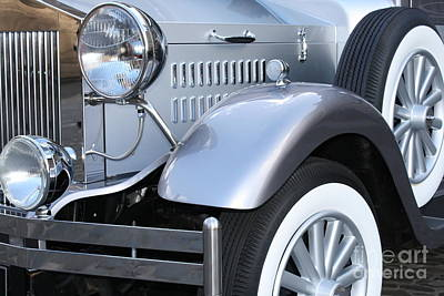 Photograph - Vintage Car by Mary-Lee Sanders
