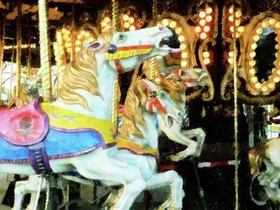 Vintage Carousel Original