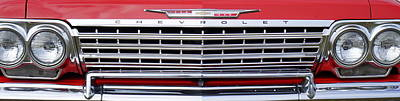 Photograph - Vintage Chevrolet by Laurie Perry