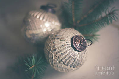 Photograph - Vintage Christmas by Cheryl Baxter