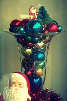 Photograph - Vintage Christmas by Joseph Skompski