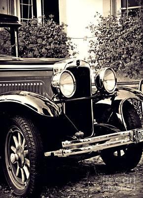 Photograph - Vintage Classic 2 Sepia by Sarah Loft