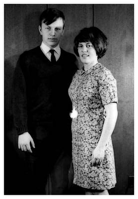 Photograph - Vintage Couple by Kyle J West