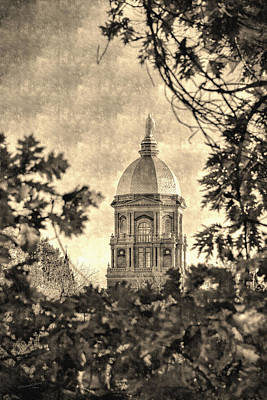 Photograph - Vintage Dome by PhotoGraphics By S Michael