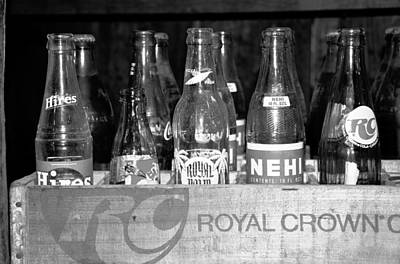 Photograph - Vintage Drinks by David Lee Thompson