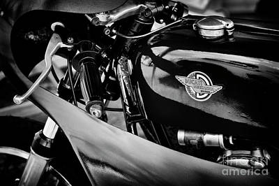 Photograph - Vintage Ducati Racer by Tim Gainey