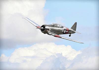 Photograph - Vintage Fighter by Steve McKinzie