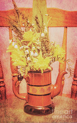Classical Photograph - Vintage Fine Art Still Life With Daffodils by Jorgo Photography - Wall Art Gallery