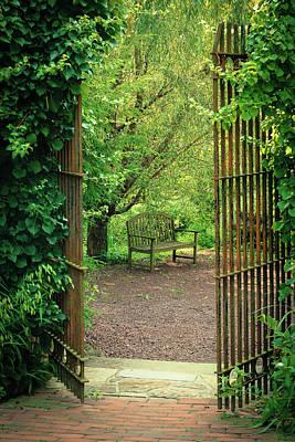 Photograph - Vintage Garden by Patrice Zinck