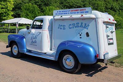 Kim Fearheiley Photography - Vintage Ice Cream Truck by David Stasiak