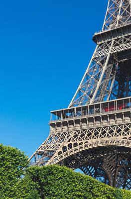 Travel Photograph - Vintage In Paris by Calvin Scott
