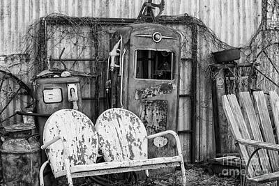 Photograph - Vintage Junk  by Patricia Hofmeester