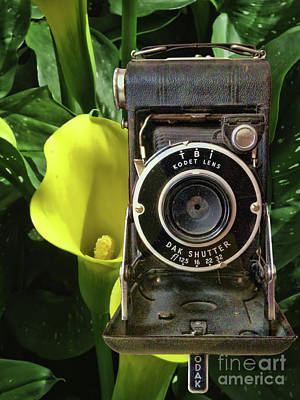 Photograph - Vintage Kodak by Steven Parker