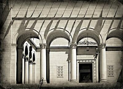 Photograph - Vintage L.a. by Mark David Gerson