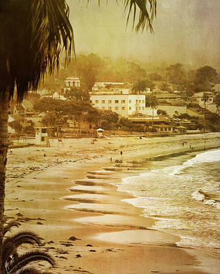 Photograph - Vintage Laguna Beach II by Kim Swanson