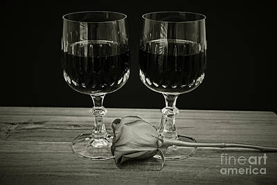 Photograph - Vintage Love  by Ray Shrewsberry