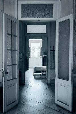 Cuba Photograph - Vintage Mansion Havana Cuba by Joan Carroll