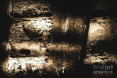 Vintage Mining Saw Art Print by Jorgo Photography - Wall Art Gallery